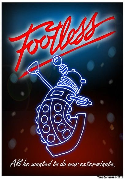 Daleks in classic movies