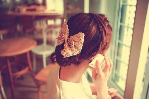 Love the bow!! :D