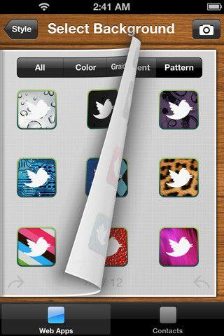 webappgenie - personal app pages www.webappgenie.c... it's your personalized App Store.