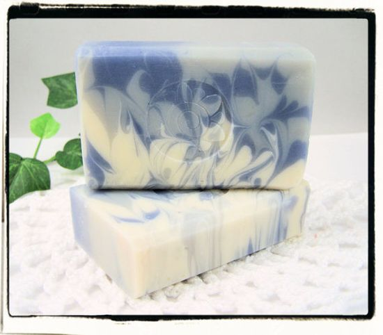 Cool Water Soap  Handmade Cold Process Vegan by SouthernSoapShop, $4.00