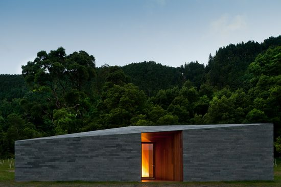 ::ARCHITECTURE:: Accommodation for researchers, Portugal.