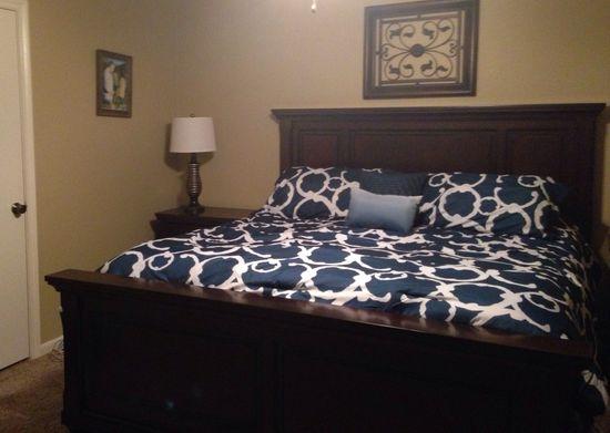 Bedroom Decor - Blue