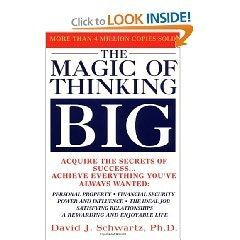 The Magic of Thinking Big - By  David J. Schwartz - This book provides you with highly useful methods for success and achieving your dream and desires. A must read for the self / personal development #soft skills #softskills #self personality