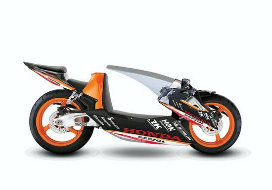 Honda CBR Nagasaki 1500cc, future, concept, futuristic motorcycle