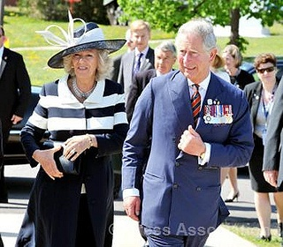 The Prince of Wales in Canada by The British Monarchy, via Flickr