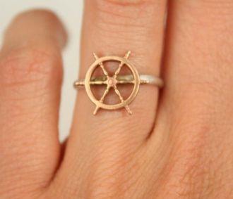 O Captain Ring. Flippin adorbs