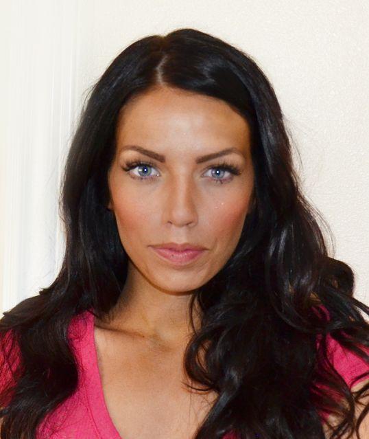 Makeup tutorial for blue & Green eyes