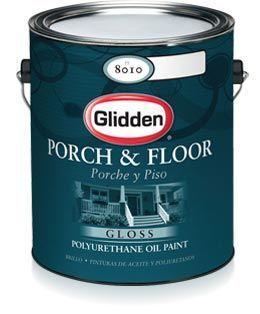 Glidden Porch & Floor Interior/Exterior Paint