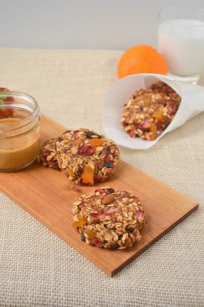 Real Breakfast Cookies(Vegan and Gluten Free)