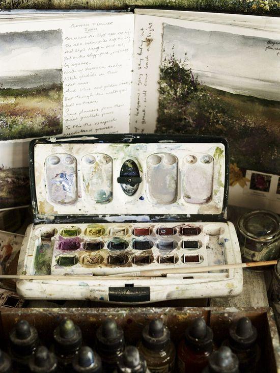 the watercolor habit