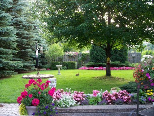 Beautiful Backyard - Home and Garden Design Idea's