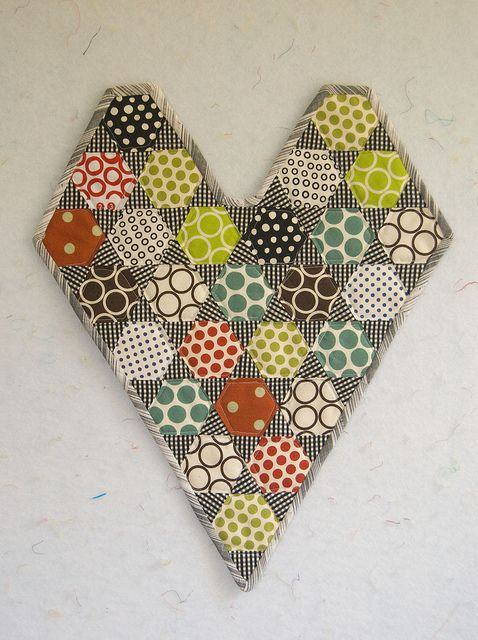 heart hex by malka dubrawsky