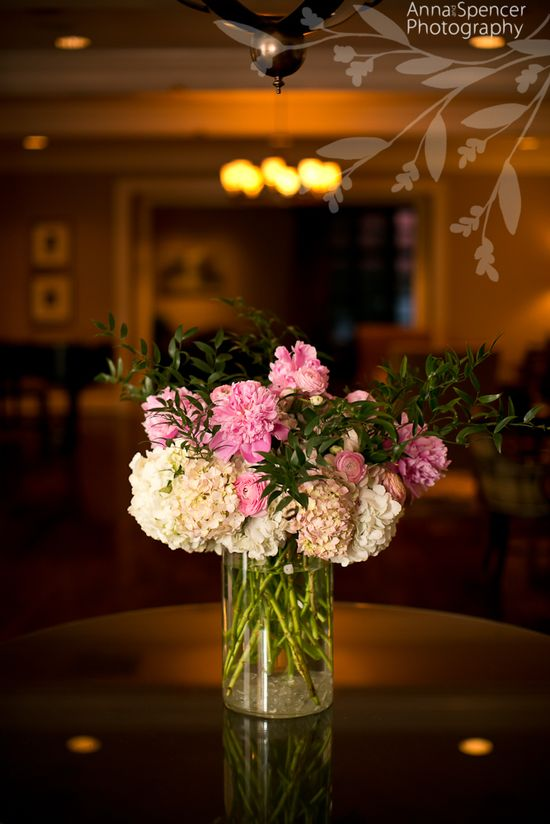 Faith Flowers Arrangement by Anna and Spencer Photography