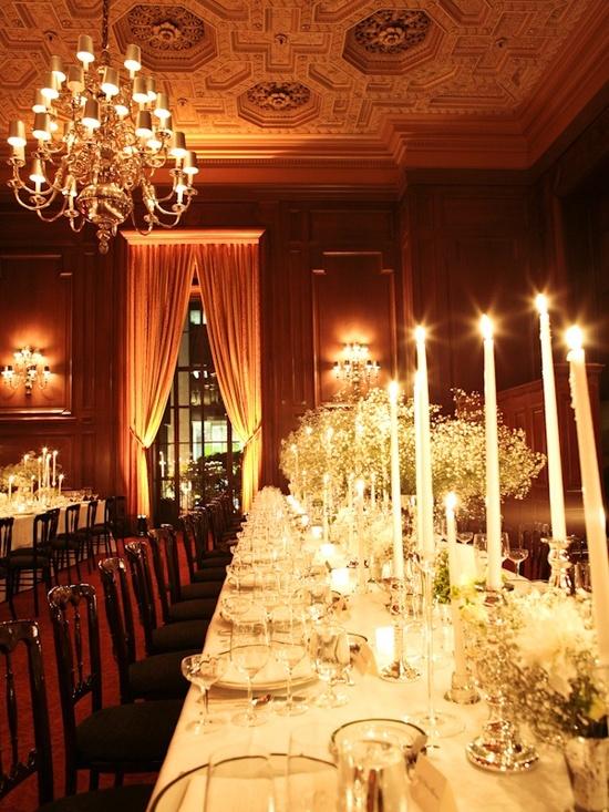 Luxe wedding details