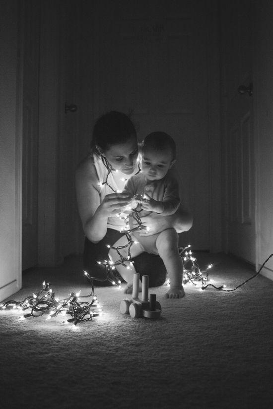 #love #baby #lights
