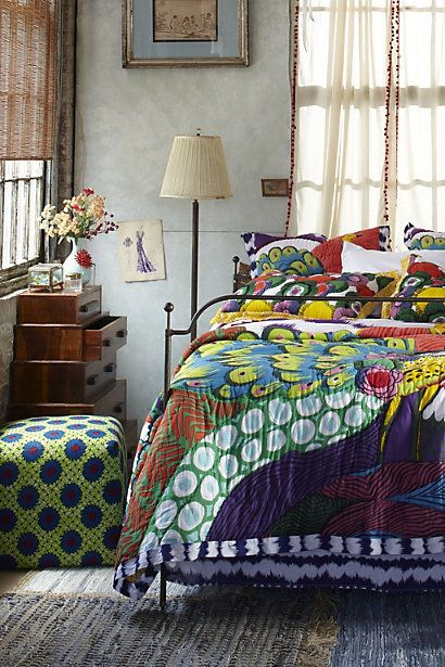This is what my bedroom would look like if it were just ME. Brighten Your World: Bedroom Decor