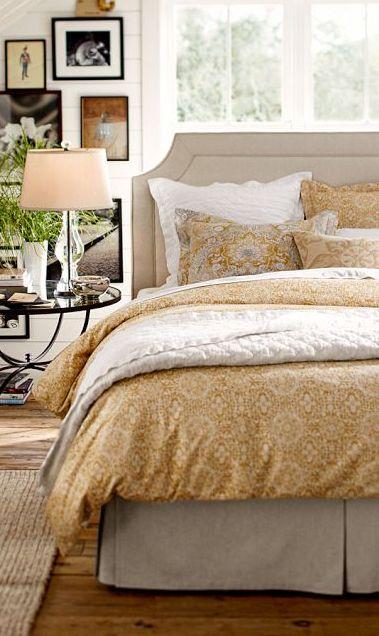 Sammie Tile Duvet #home #decor #bedroom