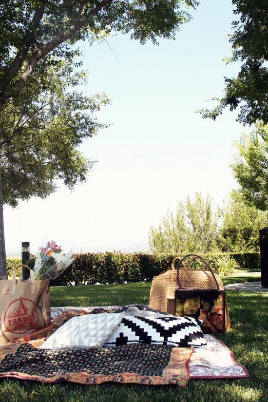 patterns + picnic