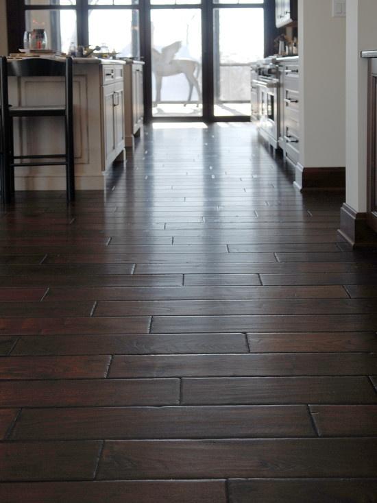 Handscraped Floors Design