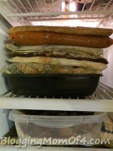 Crockpot Freezer Cooking