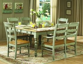 Great Color: Traditional Dining Room