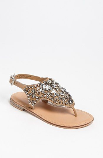 Topshop 'Fliss' Sandal available at #Nordstrom