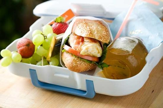 10 Tips for School Lunches