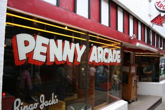 Penny Arcade - Manitou
