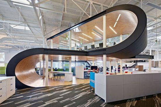 design blitz: one workplace headquarters - designboom