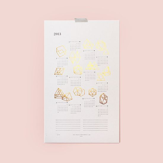 Calendar drapht