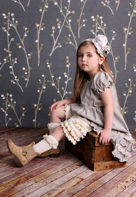 Adorable kids clothing