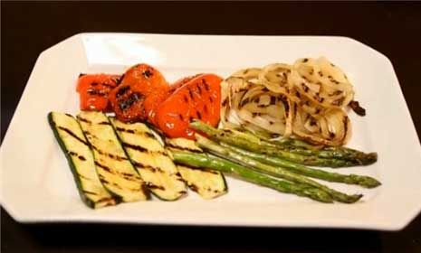 How To Grill Vegetables #myplate #veggies #grill