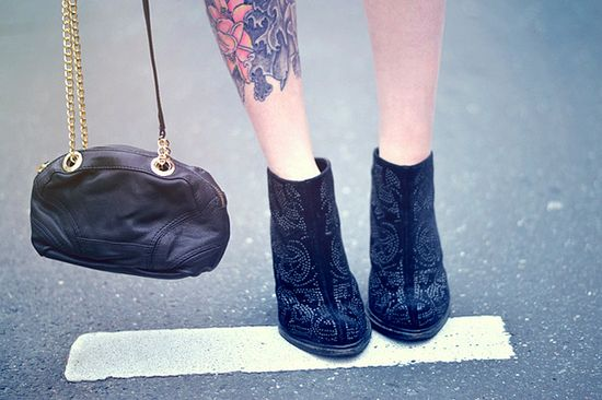 #fashion #shoes GIRISSIMA outfit autumn fashion blogger CATS & DOGS Berlin 4 by Ricarda Cosima, via Flickr