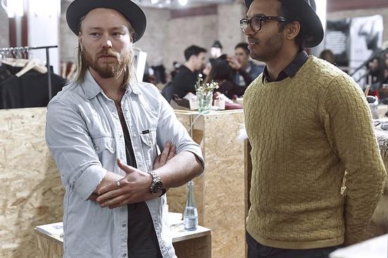 Berlin Fashion Week Fall/Winter 2013 Street Style