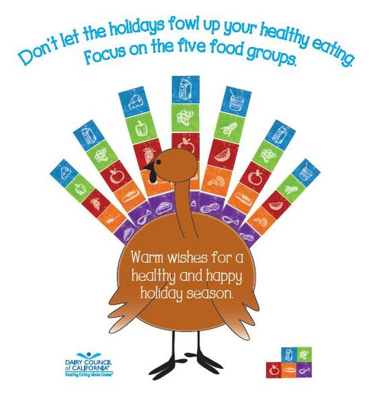 Enjoy the holidays, but use these tips to keep your healthy eating in check.