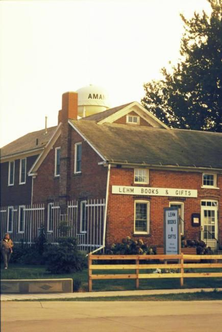 Amana Colonies scenic drive. Details: www.midwestliving...