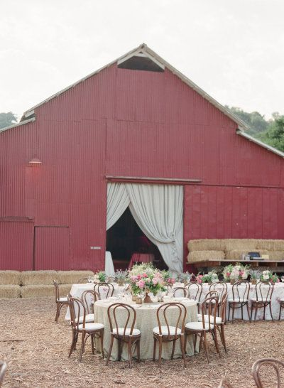 #barn #rehearsal dinner with a laid back vibe