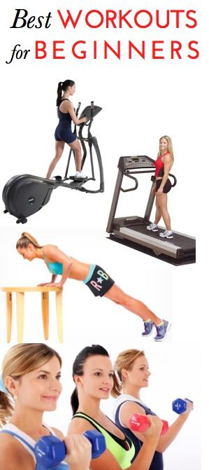 Best workouts and workout tips for beginners