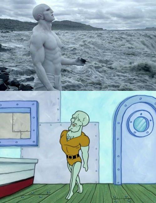 Prometheus-Squarepants?