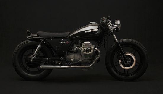 Moto Guzzi Diabola V35C
