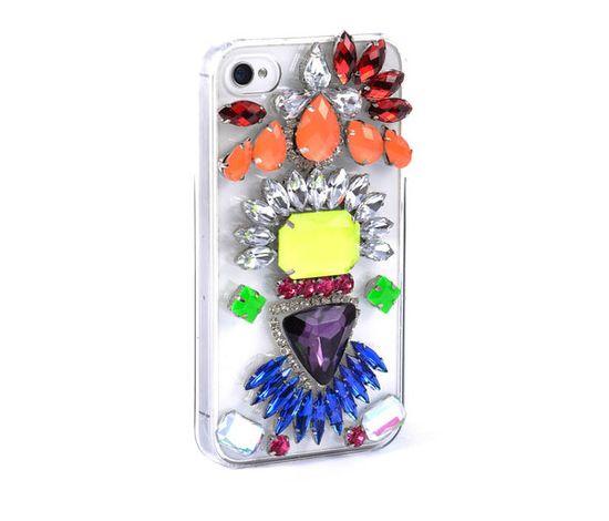 Skinnydip London jewelled phone case
