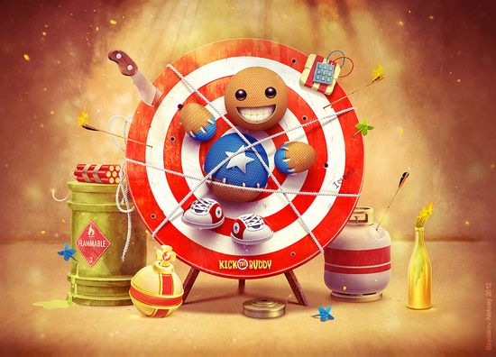 Illustrations and Character Designs by Aleksey Baydakov - What an ART