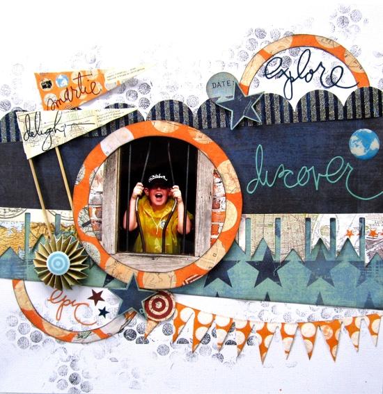 Discover ~ Heidi Swapp No Limits - Scrapbook.com