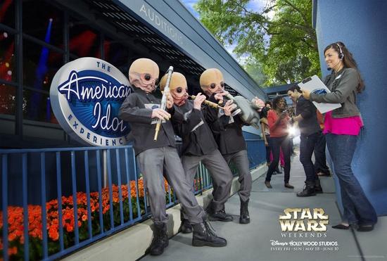 Star Wars Weekend Disney 2010