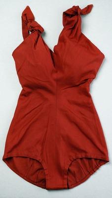 vintage swimsuit House of Schiaparelli, 1949
