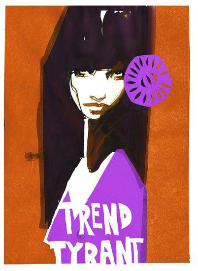 stinapersson #illustration #fashion illustration