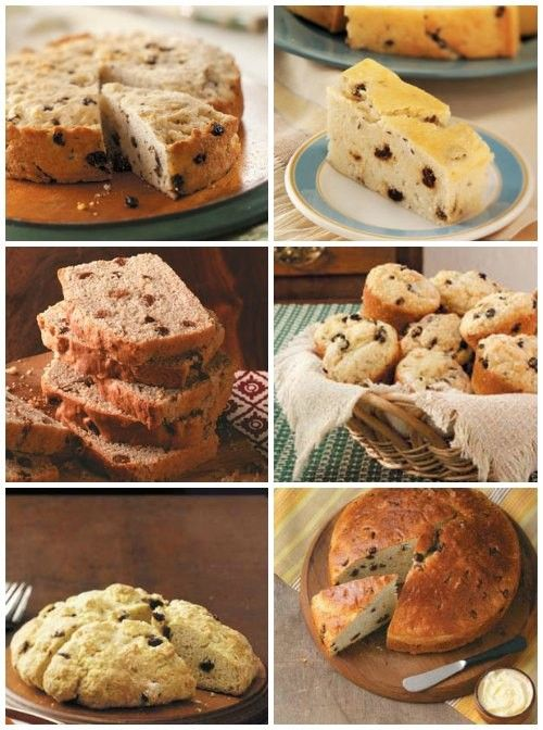 Irish Soda Bread Recipes from Taste of Home