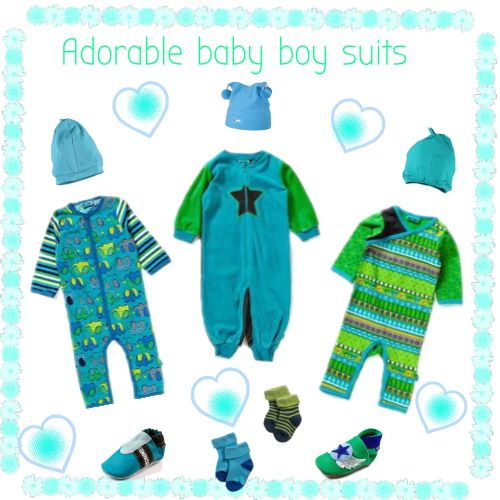#Adorable baby boy suits