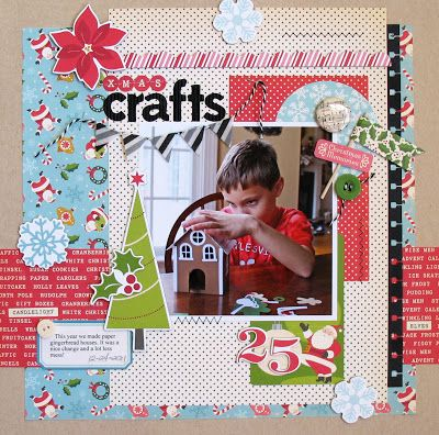 Xmas Crafts by Kathy Martin