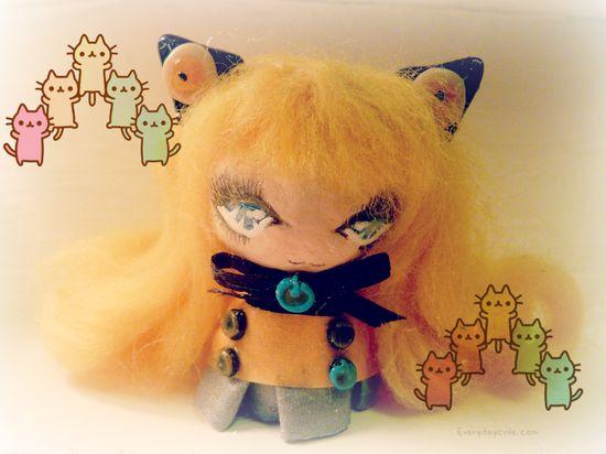 SEEU and cute cats ;3
